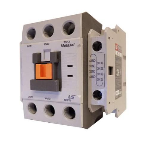 Stycznik MC-40a 230VAC (18.5kW; 40A) - JMT Control