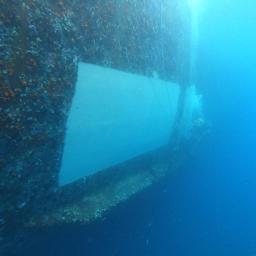 Underwater Painting on FPSO