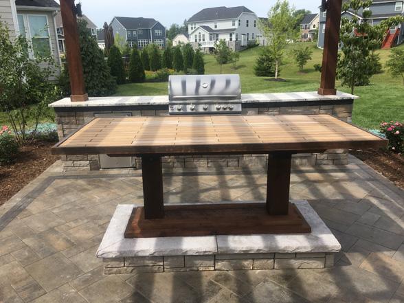 Outdoor Kitchens  JMT Landscape outdoor living contractor