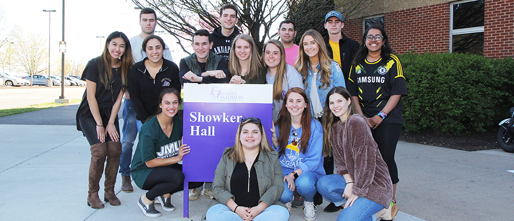 James Madison University  College of Business  Student Advisory Council