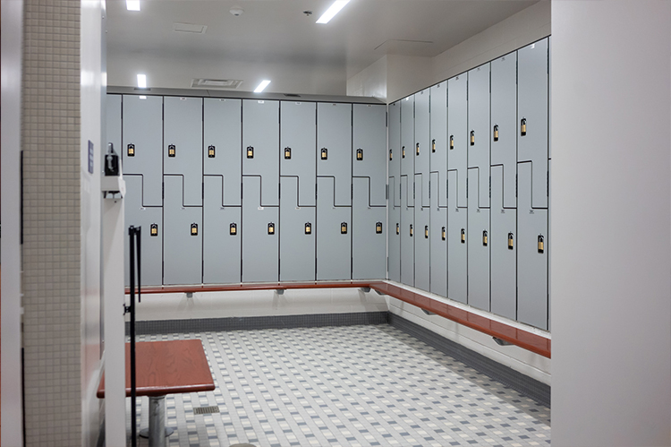 Security Equipment Room