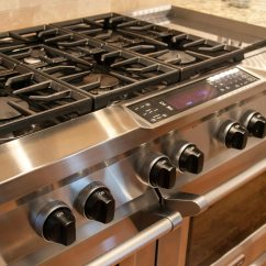 Kitchen Aid Gas Cooktop Knobs Stove Top Kitchenaid 6 Burner Images