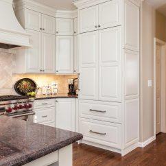 Corner Kitchen Cabinet Outside Pantry Wyandot