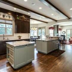 Kitchen Facelift Before And After Paint Color For Remodeled Islands - Design Ideas