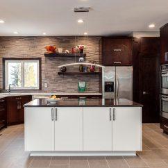 Renovated Kitchen Nantucket Island Sleek Contemporary Renovation Jm And Bath In Lakewood Denver Co