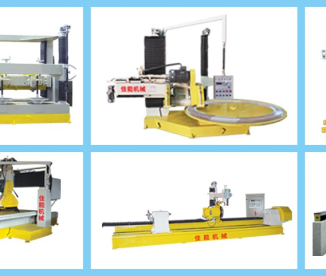 Quanzhou Jianeng Machinery Manufacturing Co Ltd Stone Cutting Machinestone Profiling Machinestone Polishing Machine