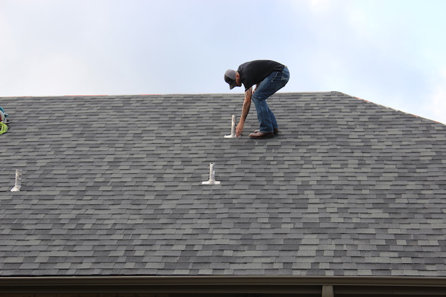 residential roof replacement process