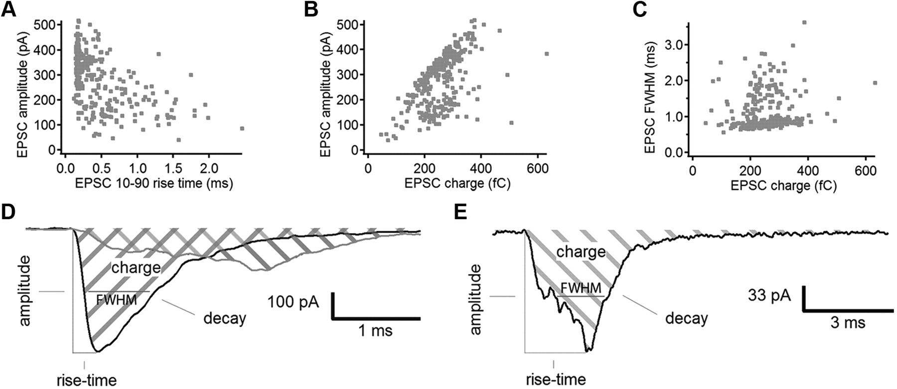 Spike Encoding of Neurotransmitter Release Timing by