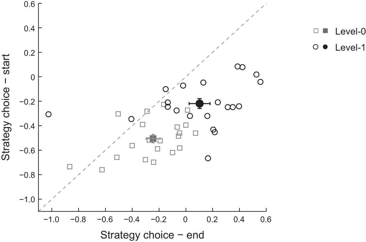 Learning Predictive Statistics: Strategies and Brain