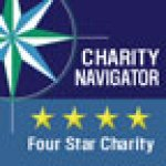 Charity Navigator - 4-Star Rating Logo