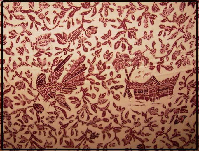 Mengenal Batik Padang dan Penjelasannya  JNJ Batik