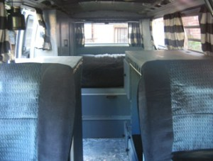 1969 VW Bus Bridger Living Space   Inspiration for restoring and living in a VW bus.