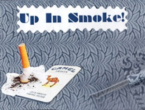 A couple's method for quitting smoking | We used it. It has been 15 years and we are still smoke free.