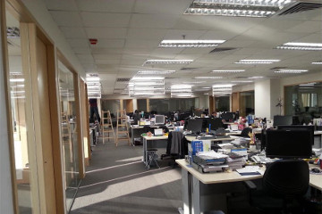 led lighting project in hong kong in