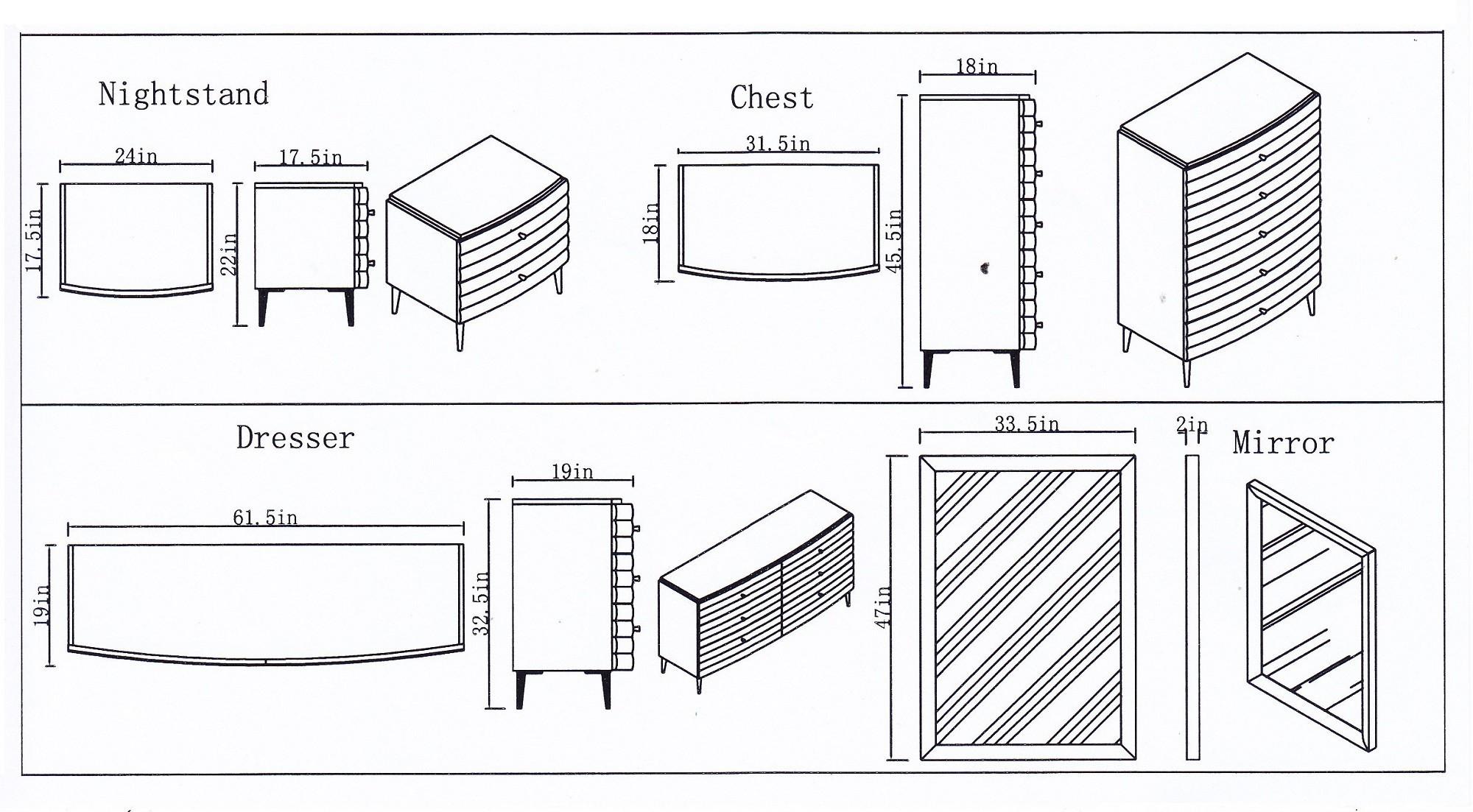 J Amp M Furniture Modern Furniture Wholesale Gt Premium Bedroom