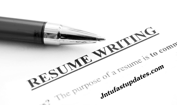 How to Write a Resume? Simple Resume Template Format Making Tips ...