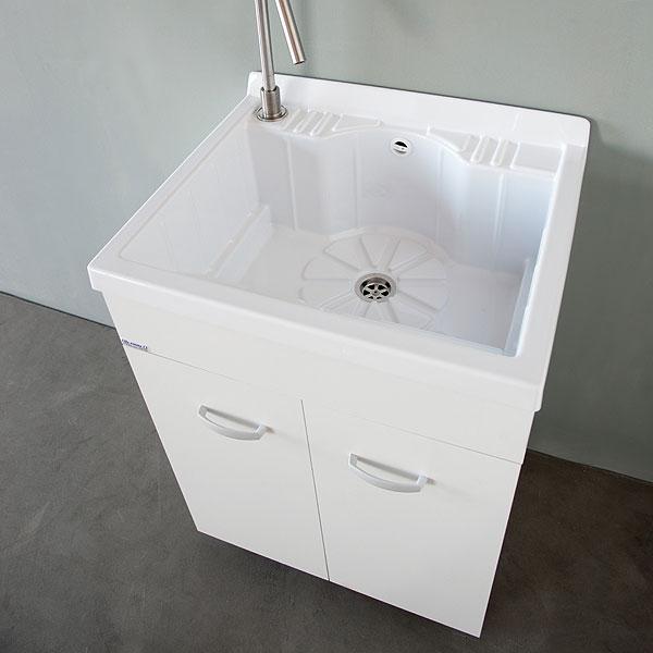 Lavanderia e lavatoi Lavatoio con mobile 60x60 Lemon