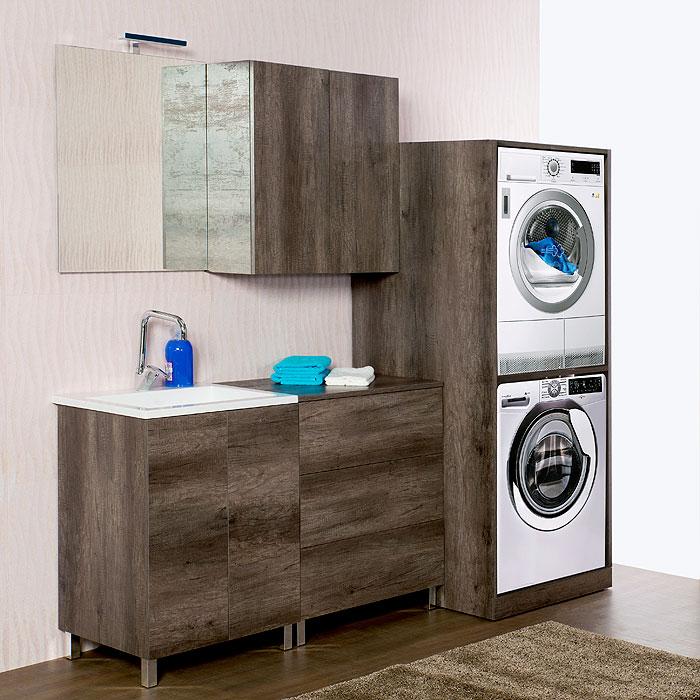 Stunning Mobile Per Lavatrice E Asciugatrice Ideas  Home