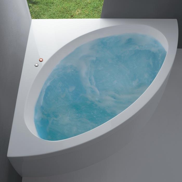 Vasche angolari Vasca Sharm Angolare 140x140xh60