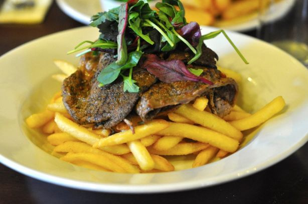 Steak Frite Mountain