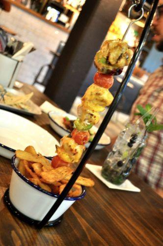 Chicken Hanging Kebab