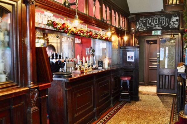 The Adelphi pub in Leeds