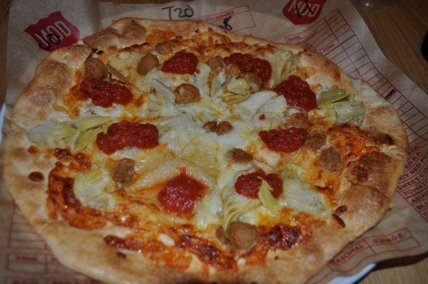 MOD Pizza, Leeds city centre