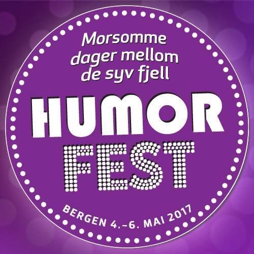 Humorfest Bergen logo