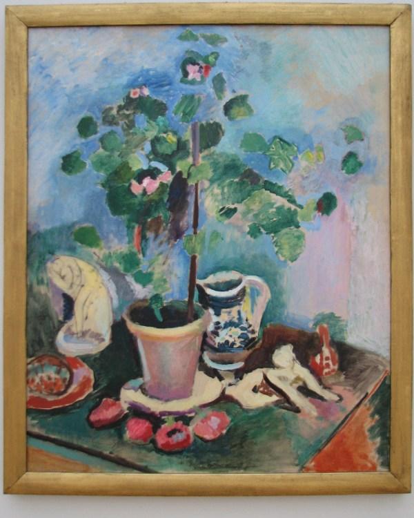"""Matisse Art Institute - """" Geranium"""""""