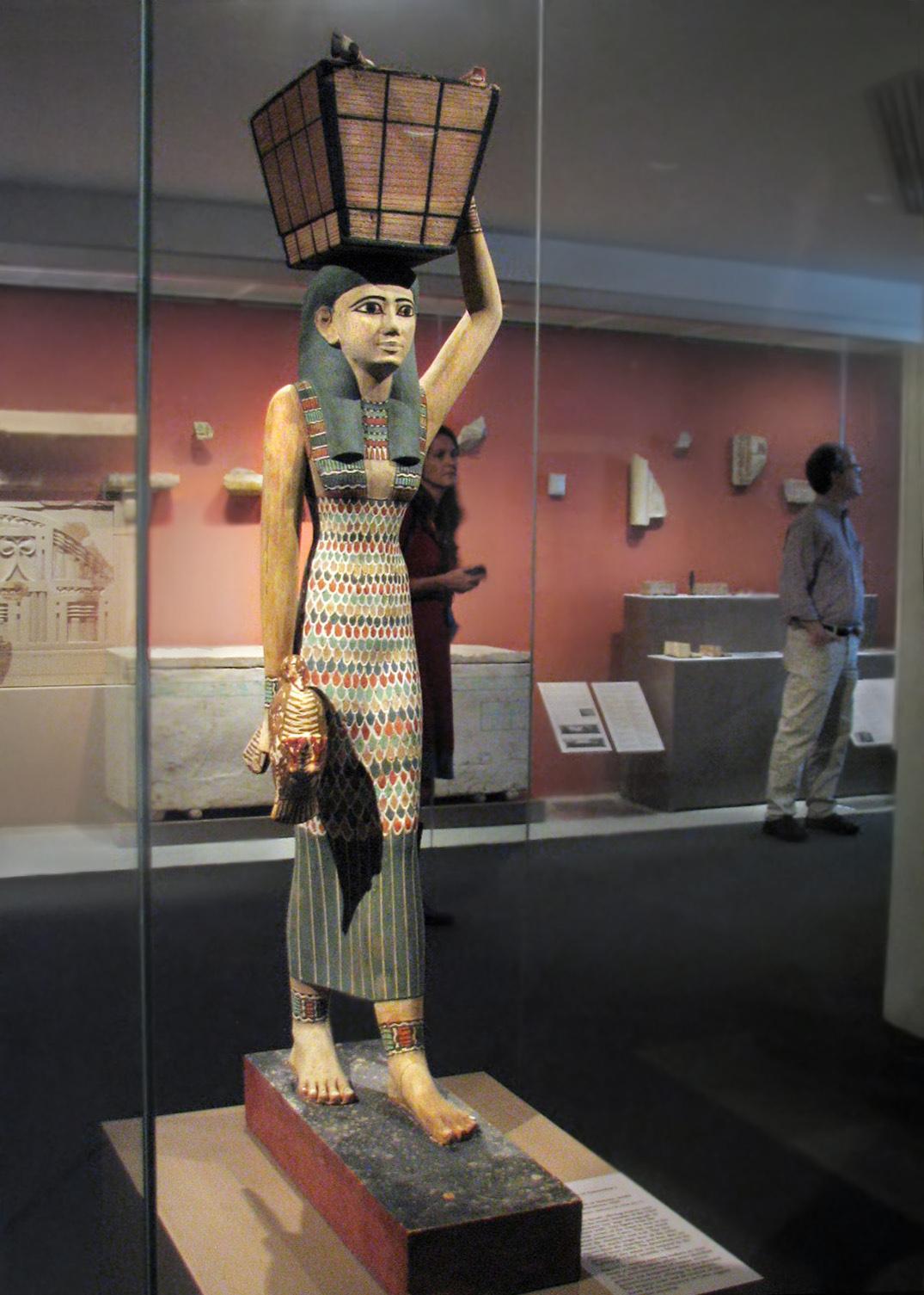 Offering Bearer 12th Dynasty