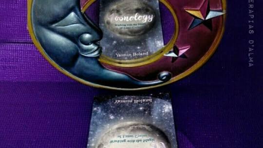 Livro: Moonology de Yasmin Boland