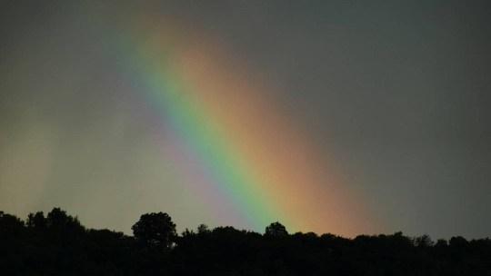 Meditação do Arco-íris