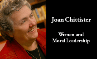 Joan Chittister Live Webinar: Women and Moral Leadership