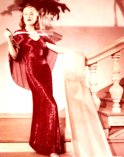 1937. 'The Bride Wore Red.'
