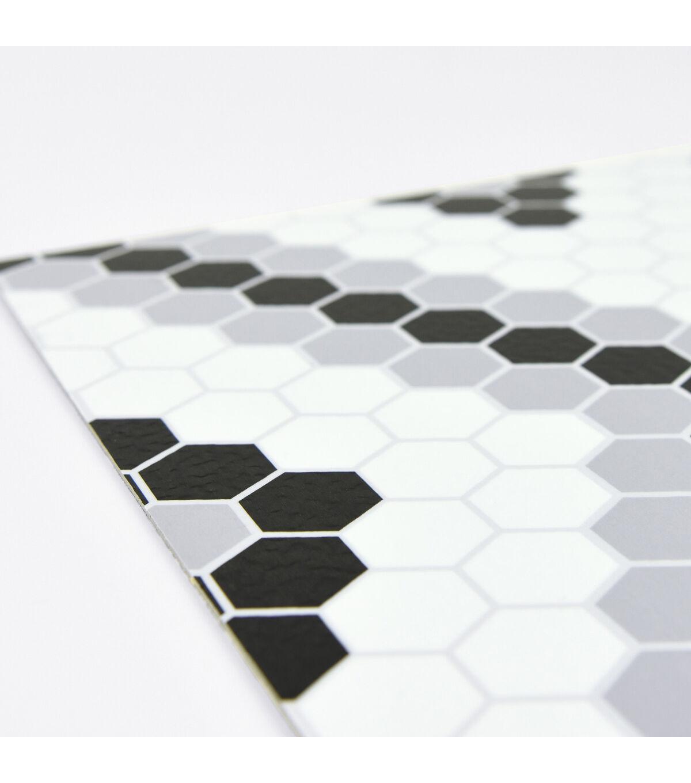 floorpops peel stick floor tiles black and white