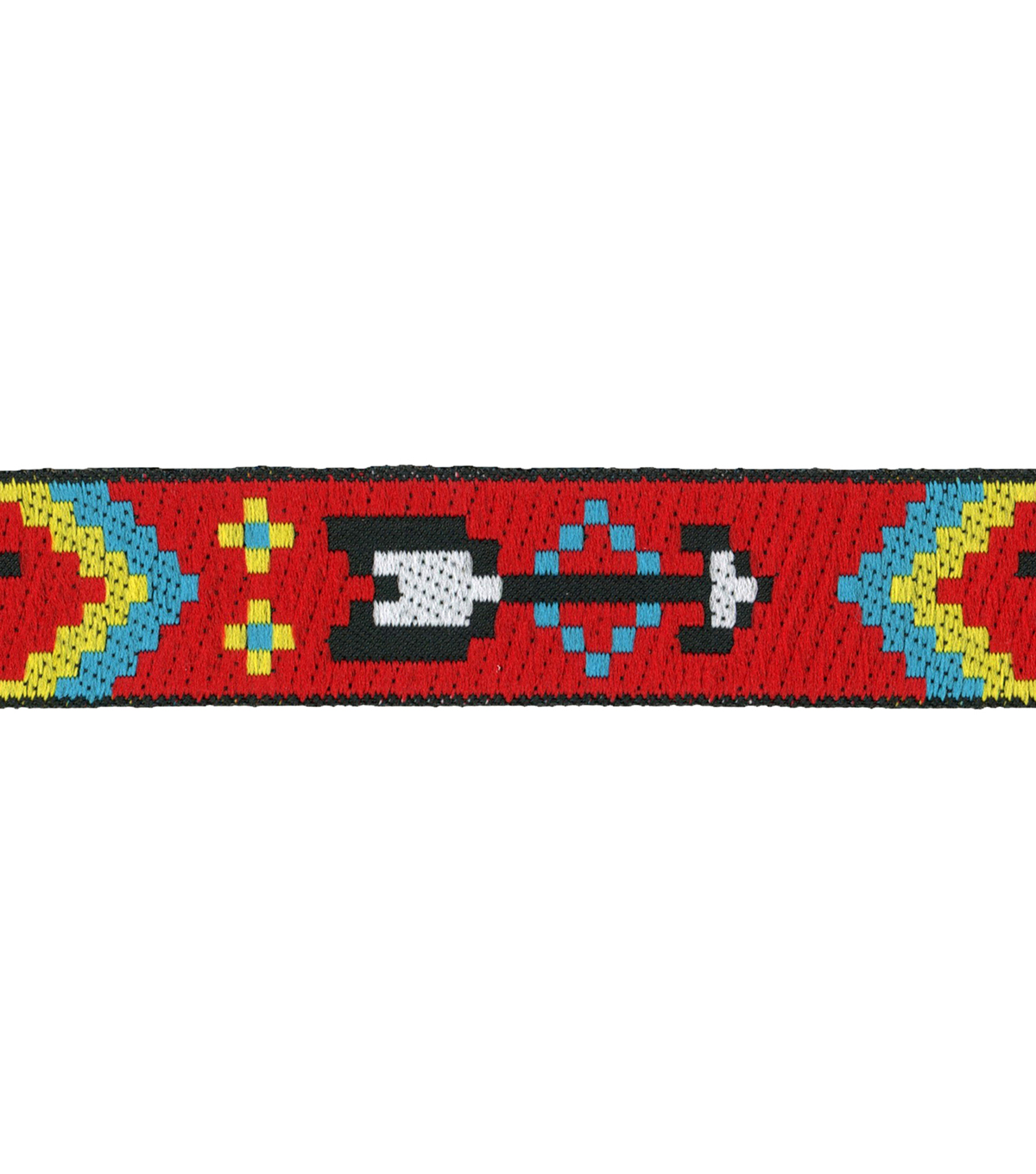 Simplicity Band Trim 2 75 Multi Native American