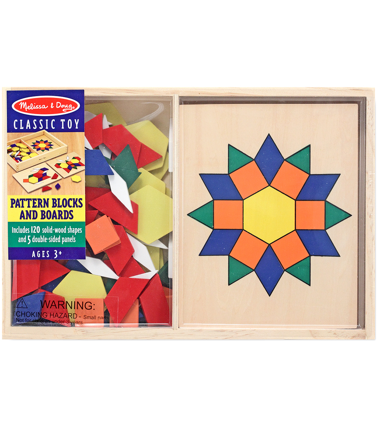Pattern Blocks Amp Boards