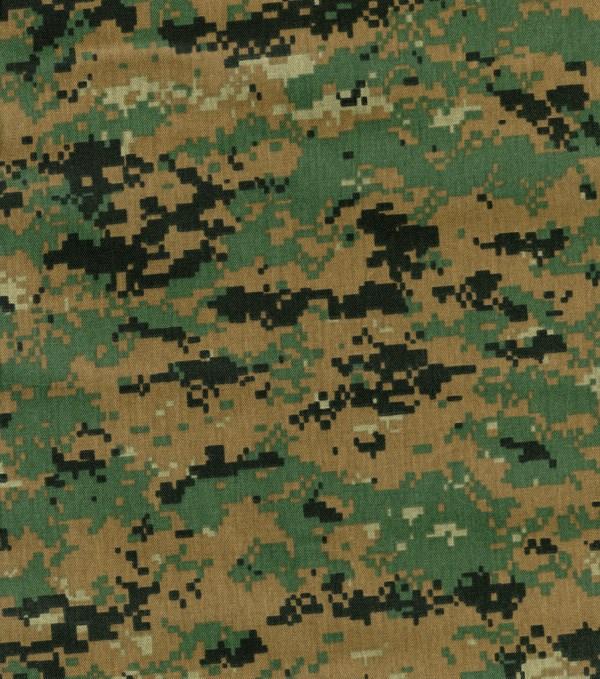 "Camouflage Shirting Fabric 60""-woodland Joann"