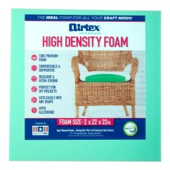 Chair Pad Foam Covers For Furniture 22 X 2in High Density Joann 22x22x2in