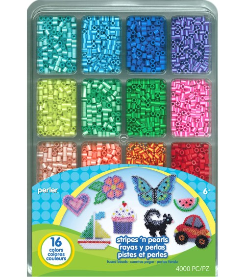 small resolution of perler fun fusion beads 4000pcs