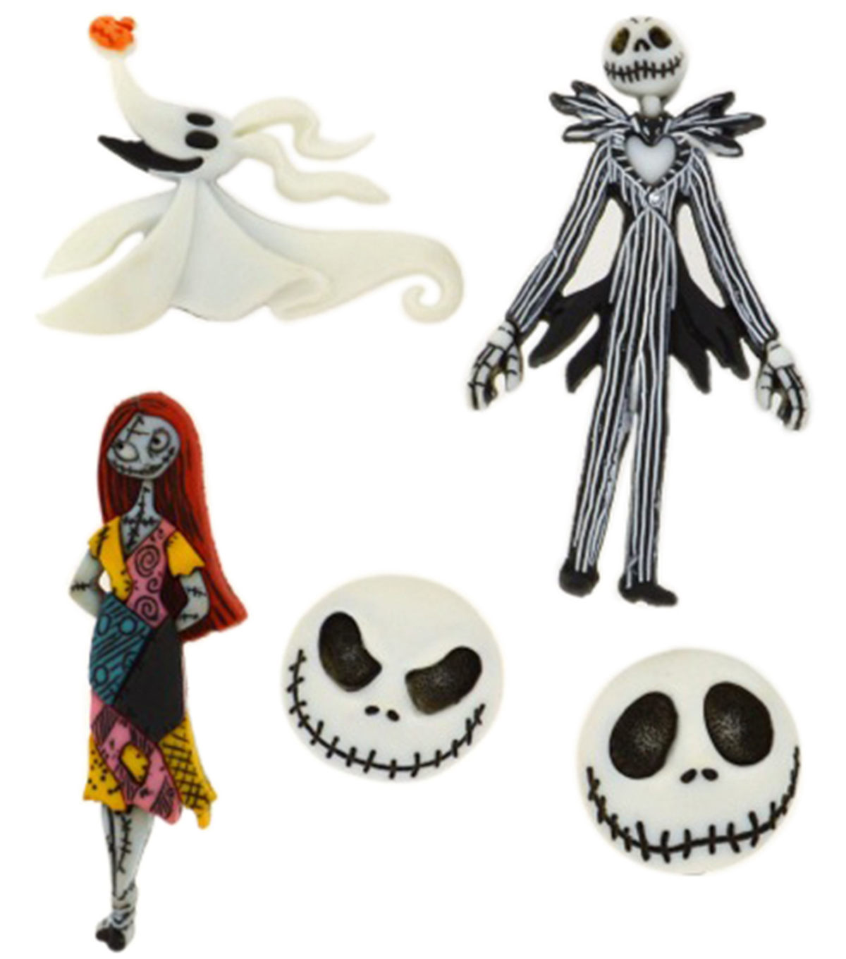 hight resolution of dress it up embellishments disney the nightmare before christmas