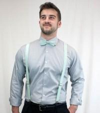 David Tutera Fabric Bow Tie and Suspenders | JOANN