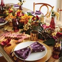 Create Beautiful Thanksgiving Table Setting Joann