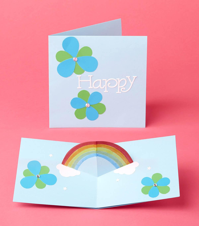 How To Make A Rainbow Popup Card JOANN