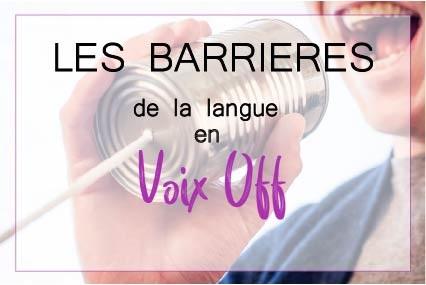 voix off femme, voix off féminine, voix off française