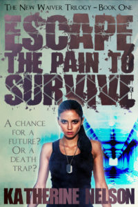 01 Escape the Pain to Survive - Ebook Cover
