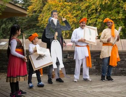 Black History Month, Diwali, RBGE