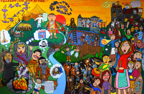 Tranent-Mural