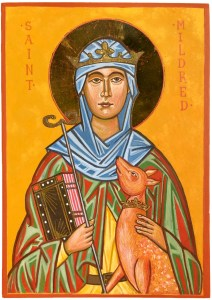 Saint Mildred