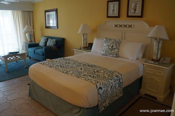 Bougainvillea Beach Junior Suite Bed